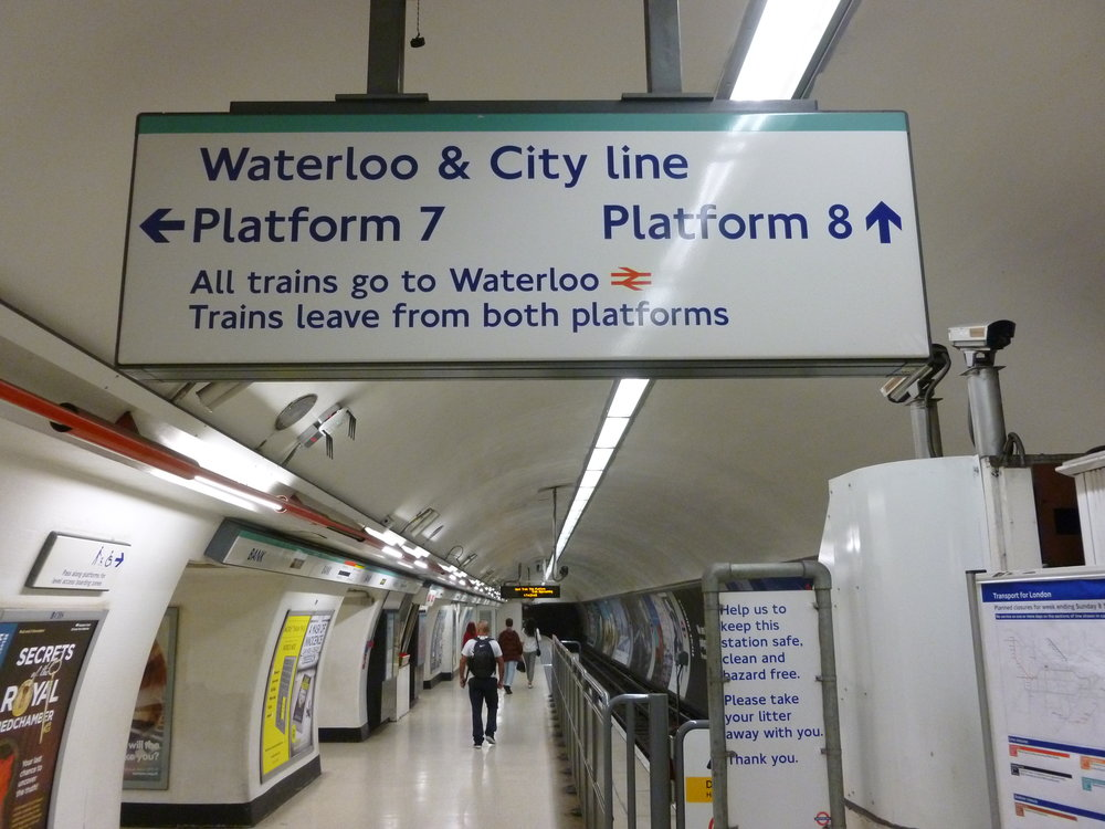 The famed (and actually pretty essential) Waterloo and City Line, photo from changehere.wordpress.com