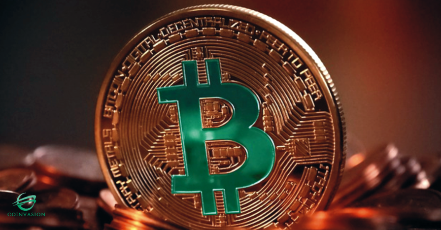 Simply, practically - Bitcoin is the digital successor of the currencies of the financial world that have become obsolete by now.