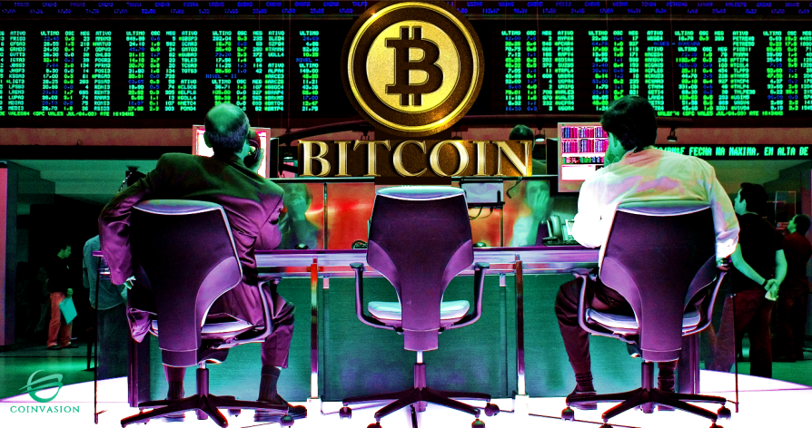 Bitcoin futures launched -