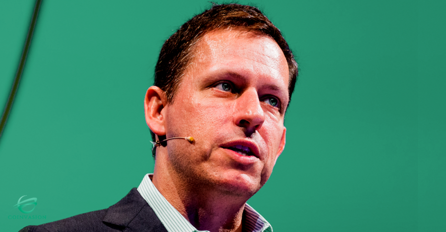 Paypal co-founder, Facebook and Google investor Peter Thiel buys Bitcoin -