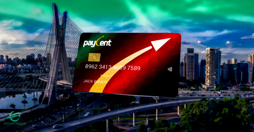 Paycent is coming out with a new debit card -