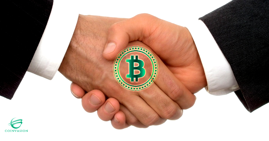Bitcoin Exchange's deal with the British bank for UK transactions -