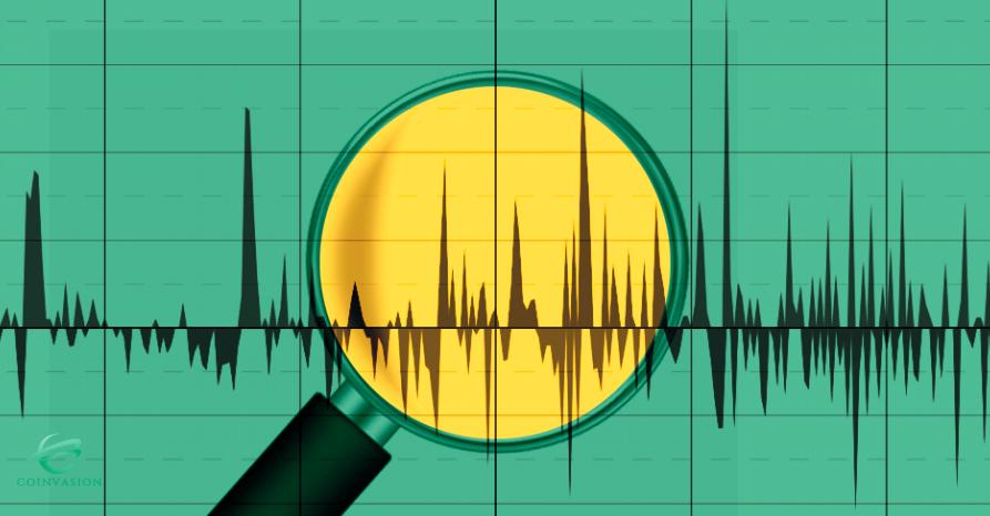 """""""A hagyományos tőzsde 4 évnyi volatilitása 1 hónap alatt végbemegy a kripto piacon"""" -"""