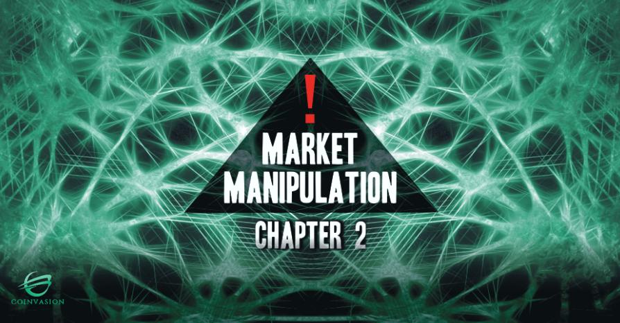 Nicholas Merten on how markets are manipulated -