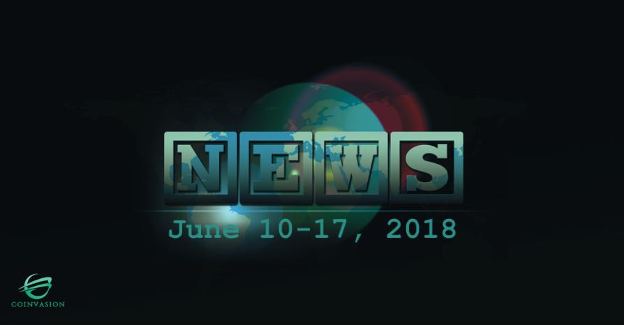 1 hét dióhéjban – 2018. június 10-17. -