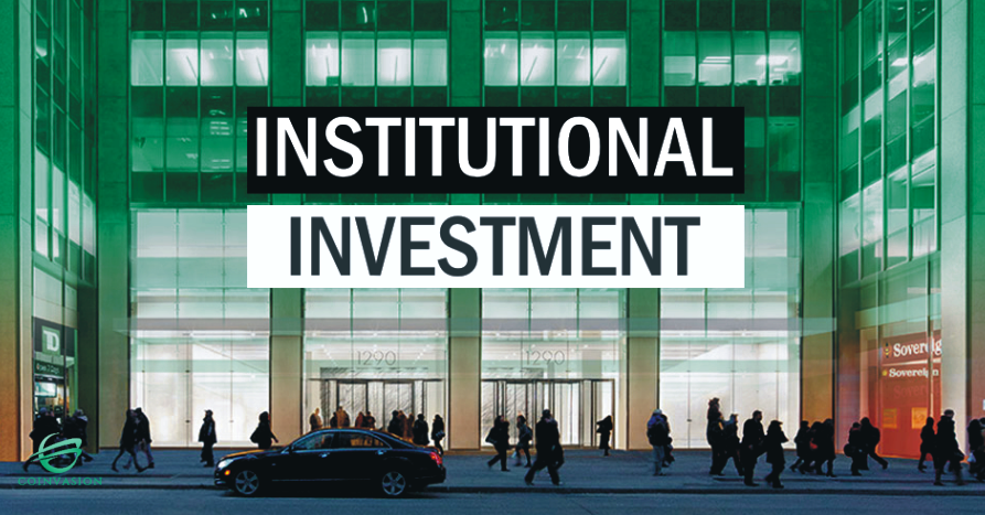 What size of institutional capital would make a change? -