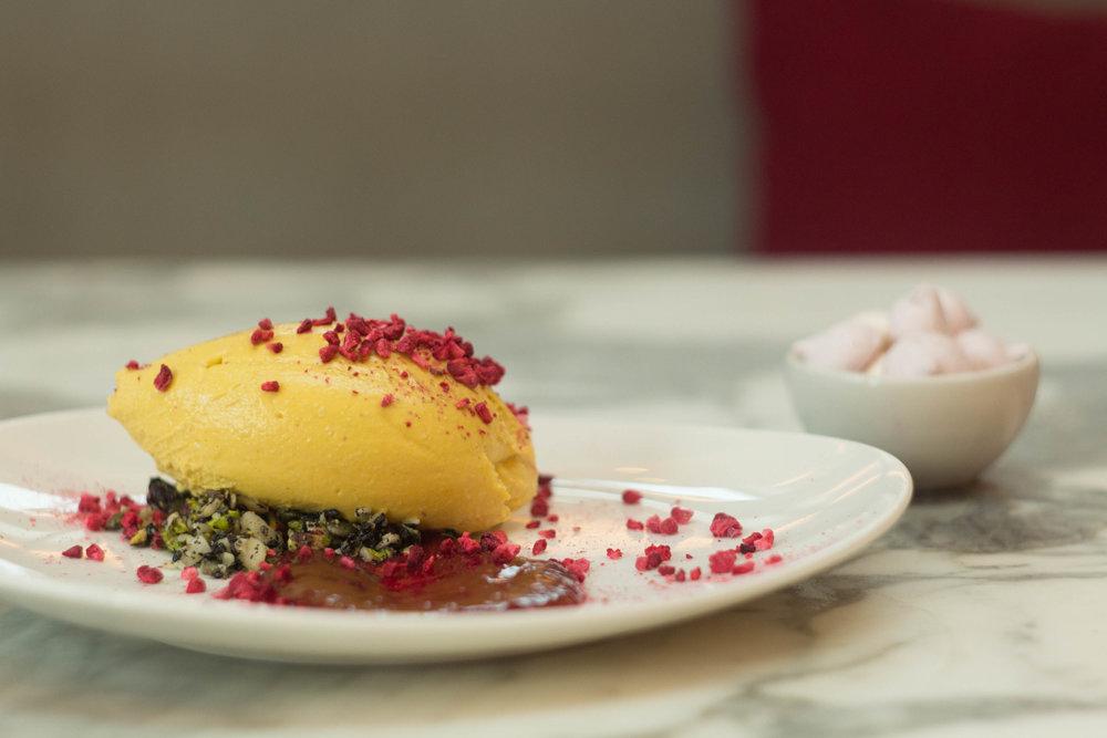 Wulf & Lamb: Cheesecake