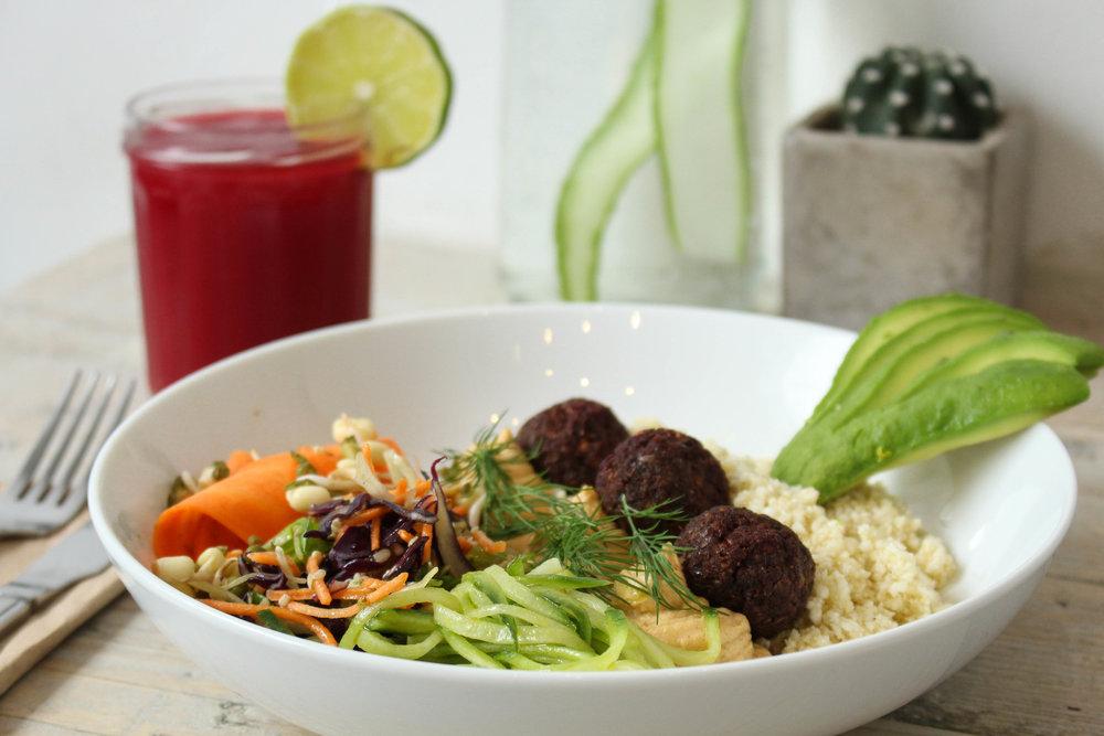 NAMA Foods: Beet Bowl