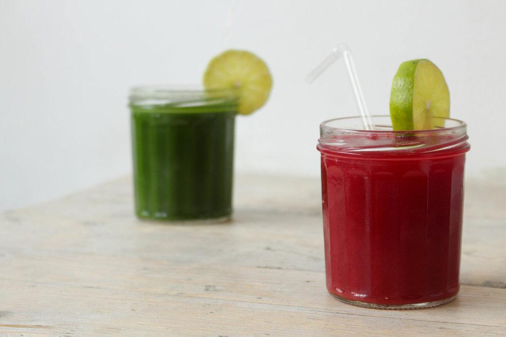 NAMA Foods: Fresh Fruit Juices