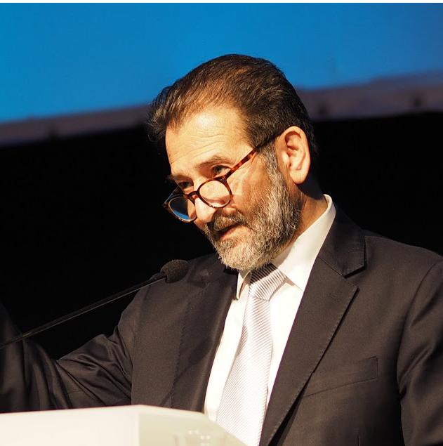 Kings Fertility Professor Kypros Nicolaides