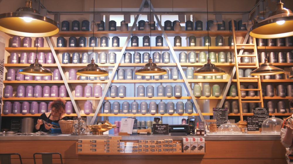 Whittard Store