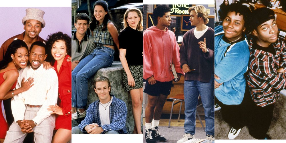 Source: 'The 11 Most Stylish TV Shows of the '90s, Ranked' - Esquire