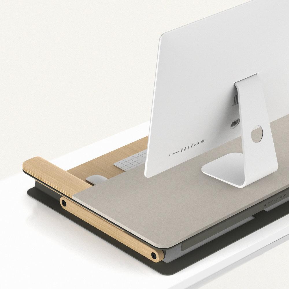 Artisan Desk Riser Design 02