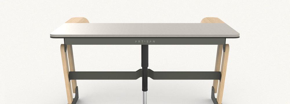 Artisan Desk Riser Design 06