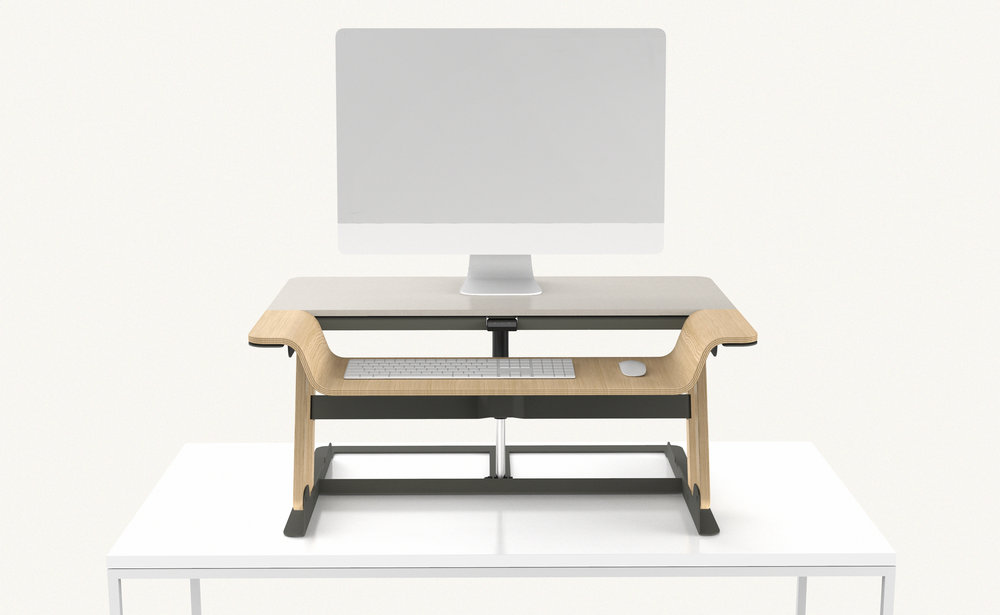 Artisan Desk Riser Design 05