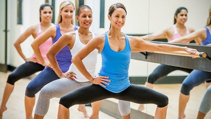 DANCE FITNESS - Adult Classes