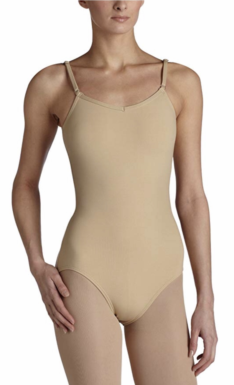 UNDERGARMENT - All teens are required to wear a TAN CAMISOLE under their costumes. If additional support is required a TAN SPORTS BRA may be worn under the camisole.