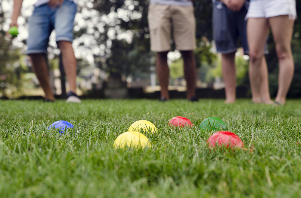 Bocce Ball | Lawn and outdoors games | The Nerve Athletics