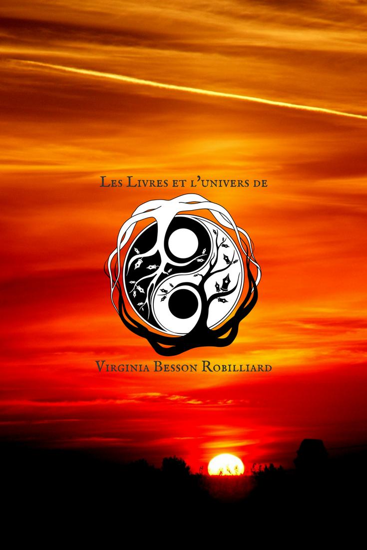 Fond d'écran logo d'auteur