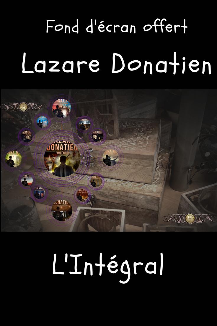 Fond d'écran série Lazare, l'intégral choix 2