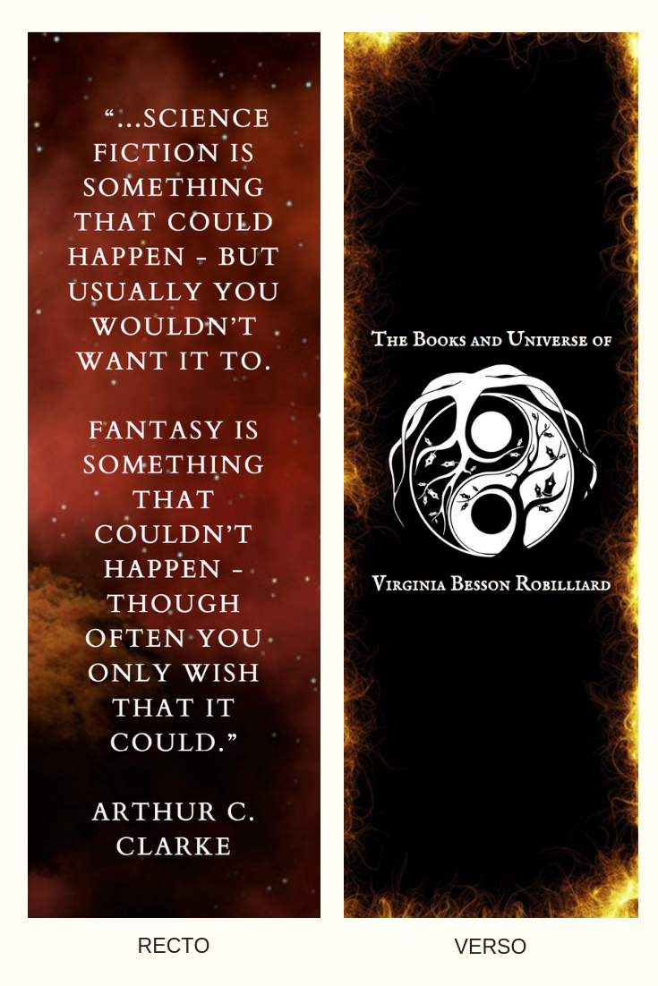 "Bookmark ""author quotes"""
