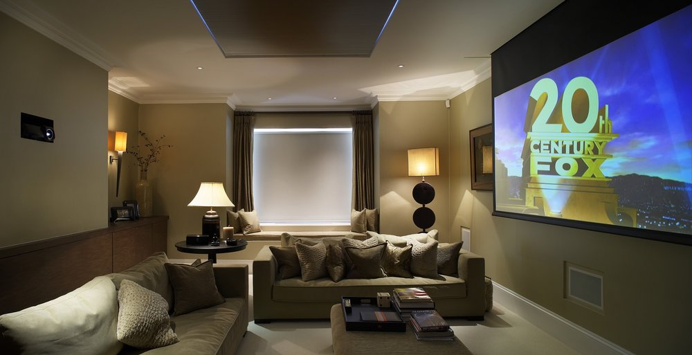 TV Room Cinema