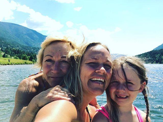 3 Gennies #mom  #daughter #grandaughter