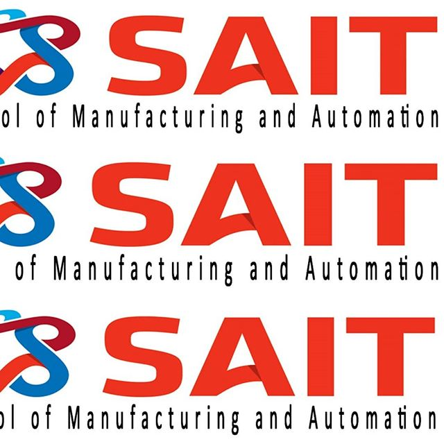 PLATINUM LEVEL SPONSORSHIP RECOGNITION 🏆  We would like to to thank our wonderful sponsor from SAIT School of Manufacturing & Automation!  We can not thank you enough for your wonderfully generous contribution to support the SAIT GNCTR team!