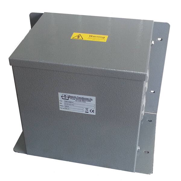 Single Phase Cased Transformers -