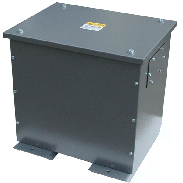 Three Phase Cased Transformers -