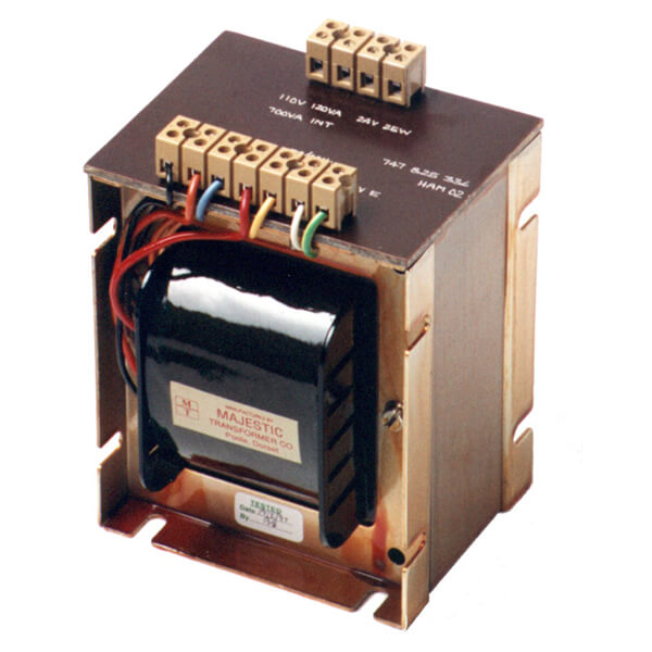 Single Phase Open Frame Transformers -