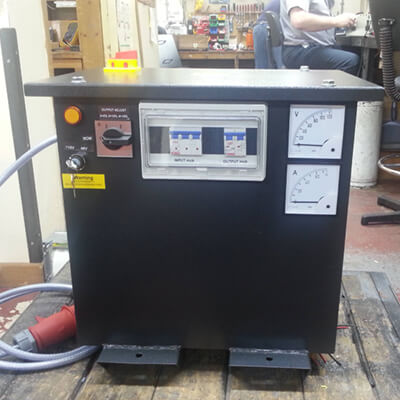 Custom Built Transformer Power Supplies