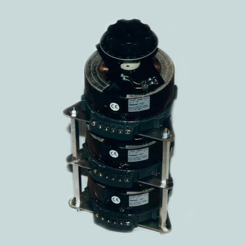 Variable Transformer Three Phase -
