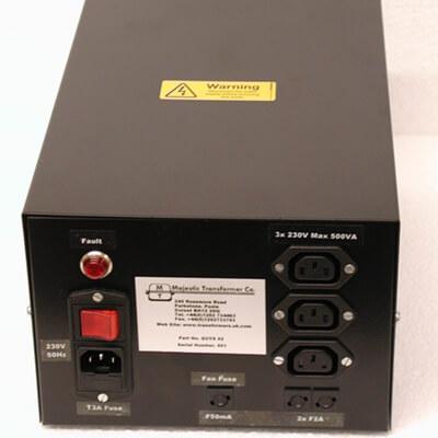 500VA Medical Isolation Transformer -