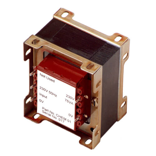 Open Frame Transformer, Solder Tag Termination -