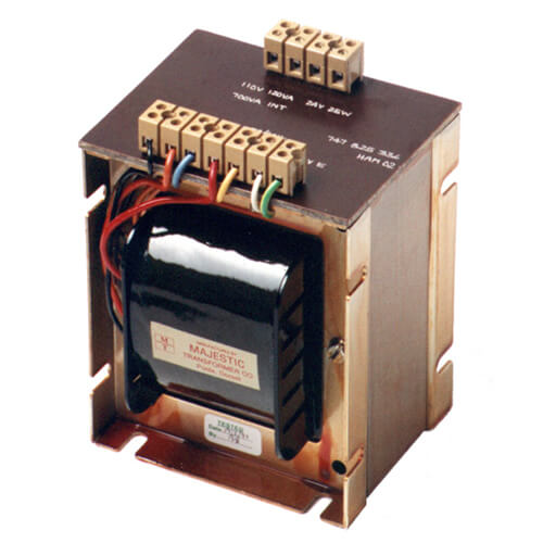 Open Frame, Single Phase Transformer -
