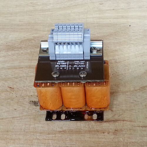 3 Phase open frame transformer -