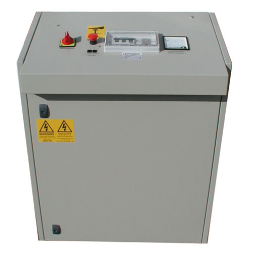 2.5kV DC Power Supply (a) -