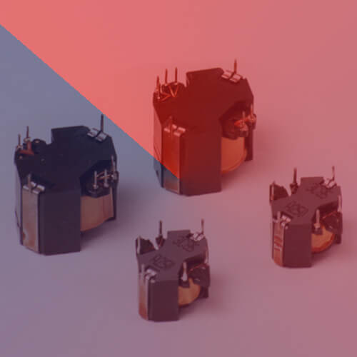 Bespoke Ferrite Transformers