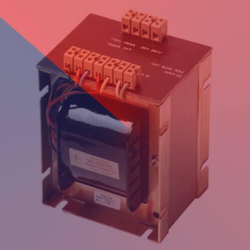 Open Frame Single Phase Transformer -