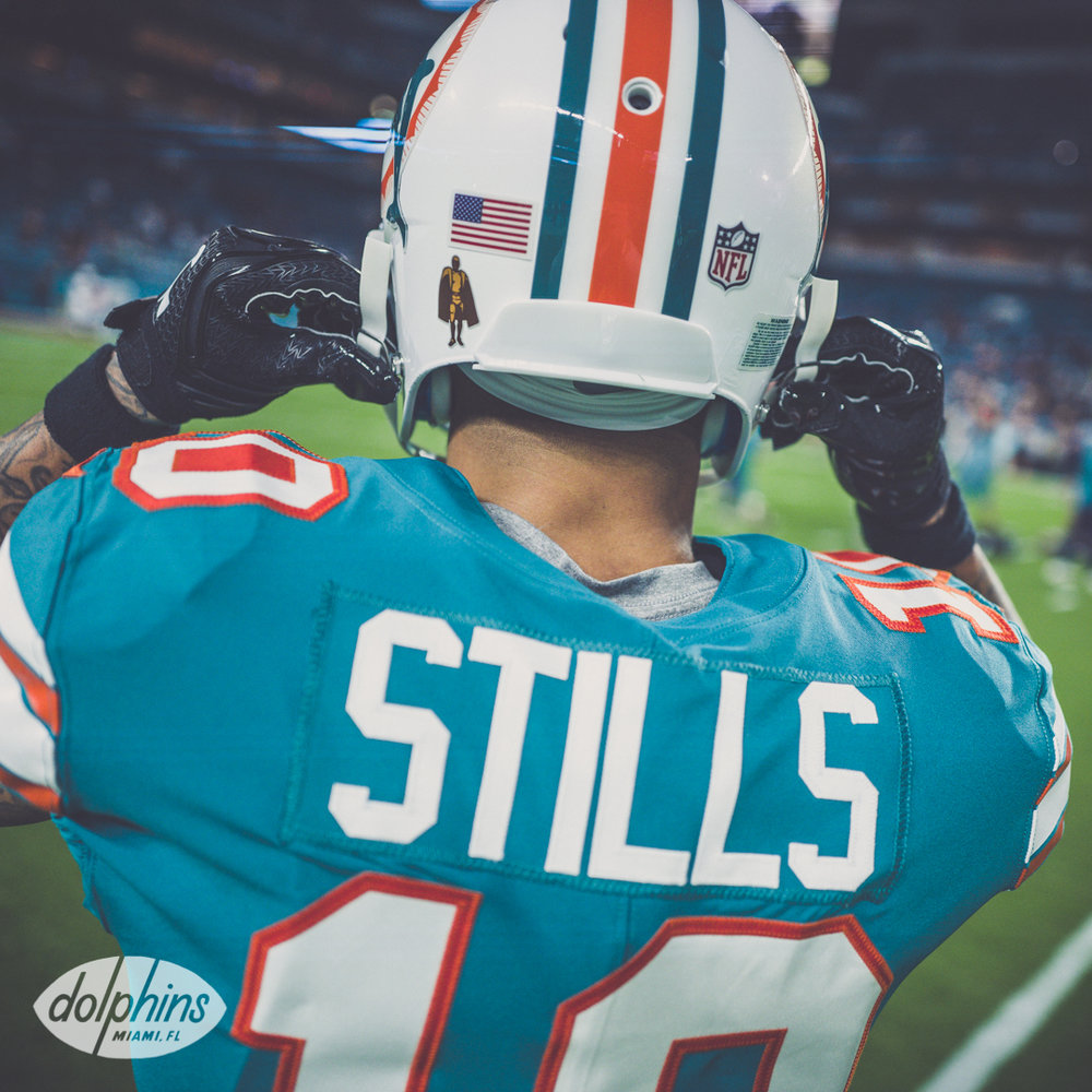 VIDEO: Kenny Stills' Man of the Year Nomination - By the NFL