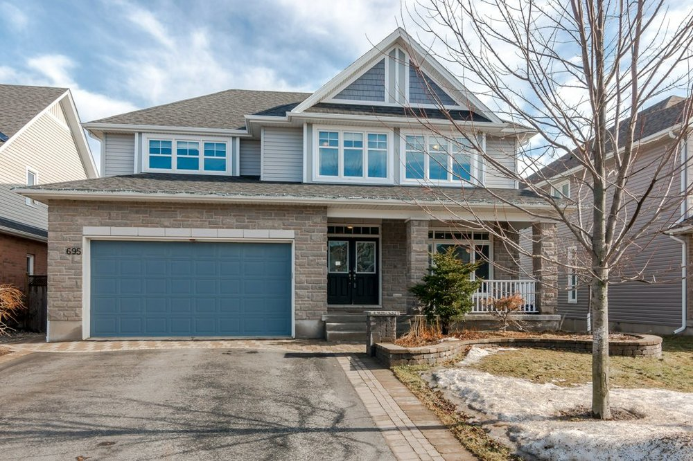 695 Fieldstone Drive - SOLD - -