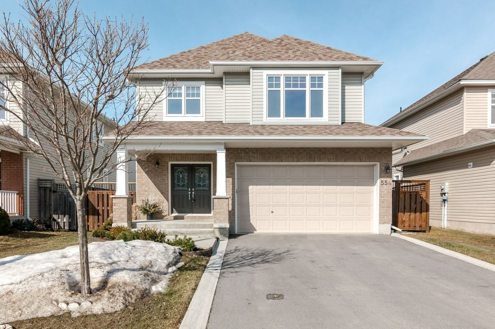 554 Fieldstone Drive - SOLD - -