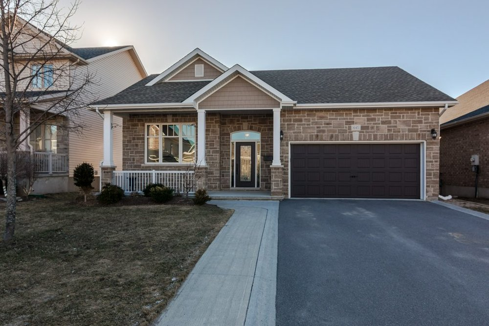 645 Fieldstone Drive - SOLD - -