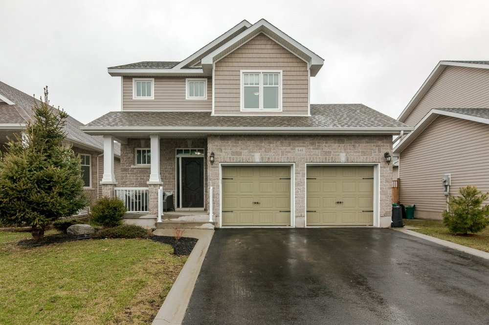 646 Fieldstone Drive - SOLD - -
