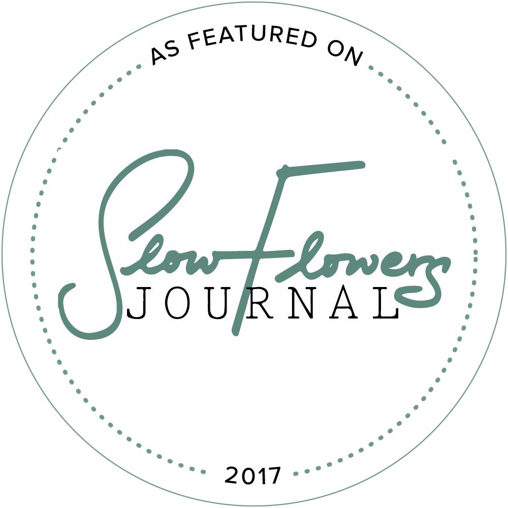 Slow Flowers Journal