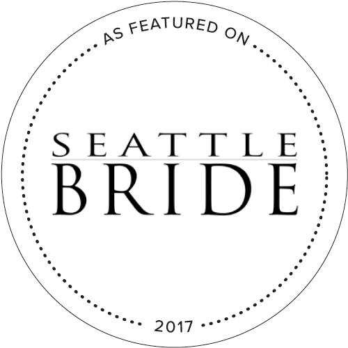Seattle Bride 'Slow Weddings'