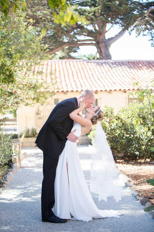 Carmel By The Sea Wedding