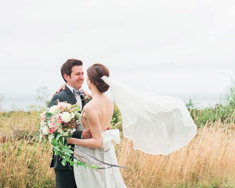 Costanoa Lodge & Camp Wedding