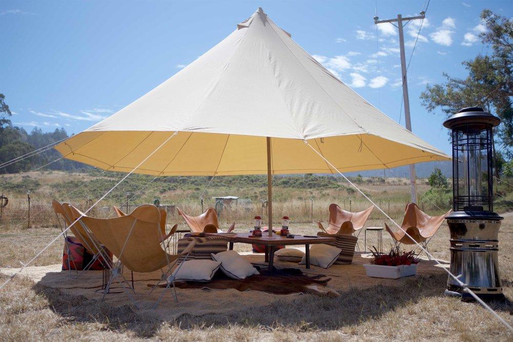 Farm Wedding in Pescadero